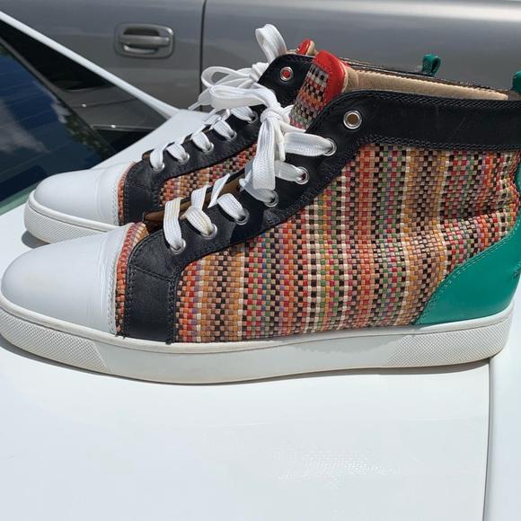 Christian Louboutin Men Sneakers